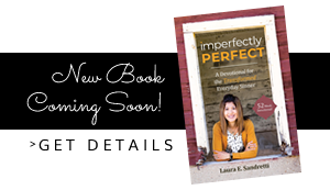 Imperfectly Perfect Devotional Book Coming Soon