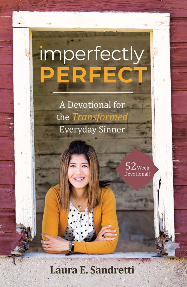 Imperfectly Perfect Devotional Book