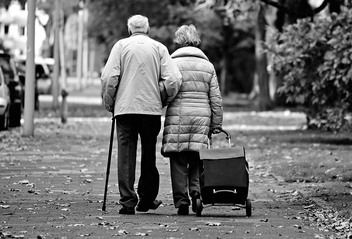 Why I'm Mad at an Elderly Couple